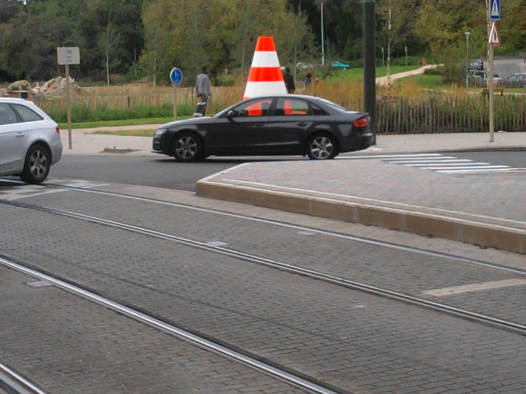 Traffic Cone (not to scale)