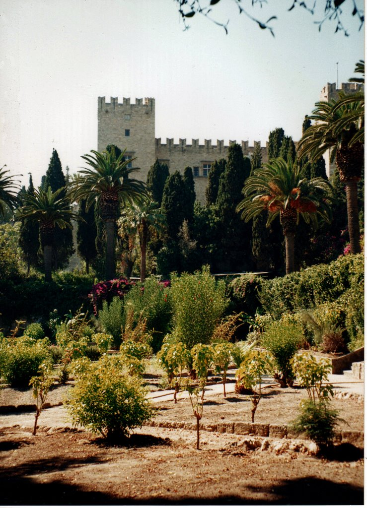 Palace of the Grand Masters, Rhodes Town