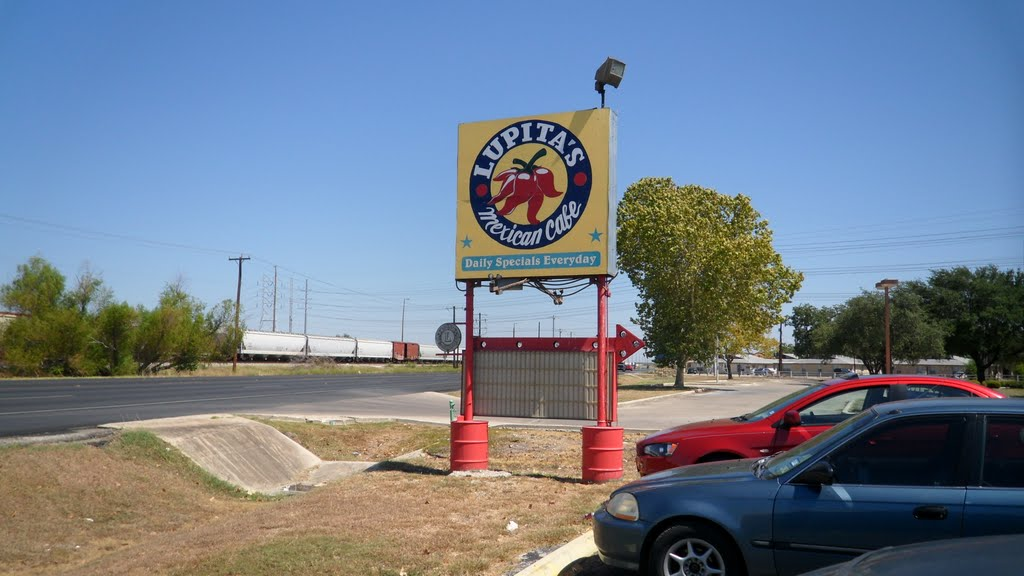 "Lupita's Mexican Cafe  Kirby, Tx  ""9-25-11"""