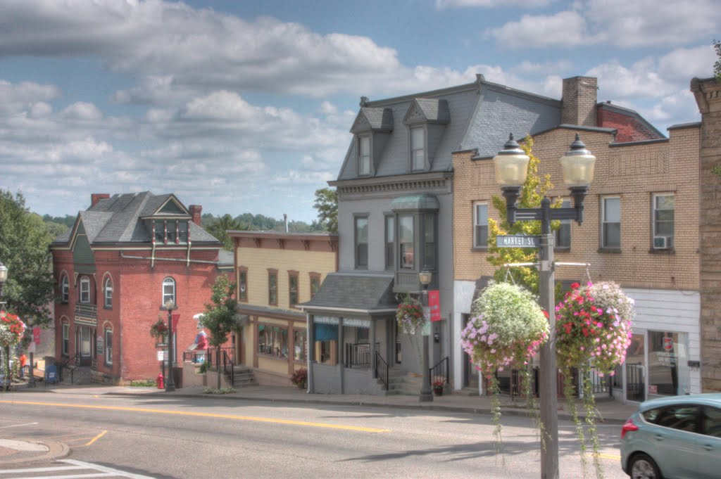Downtown St Clairsville