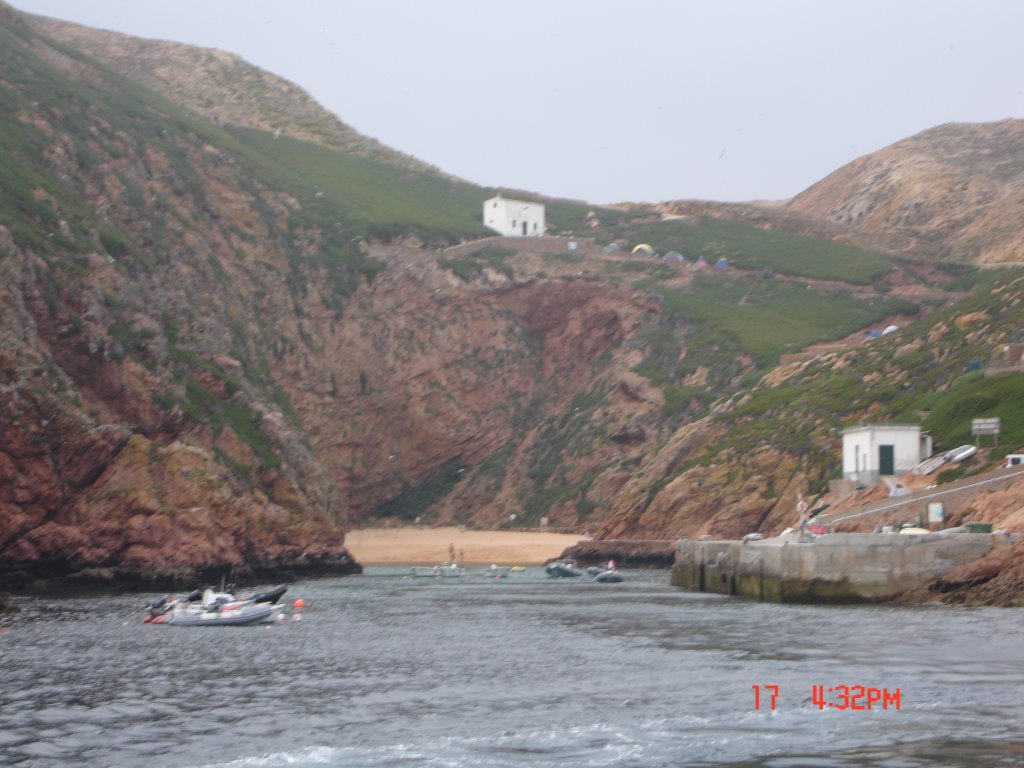 Another view from Berlengas