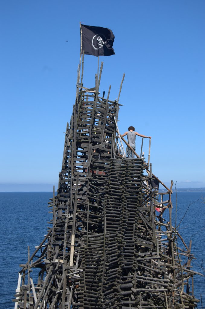 Tallest tower in Ladonia