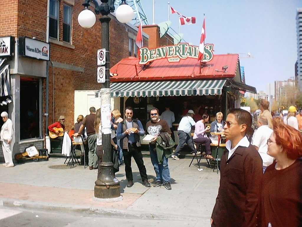 Beavertail Hut, Byward Market, Ottawa, Ontario