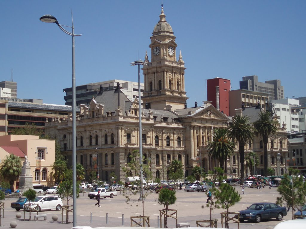 Cape Town City Centre, Cape Town, 8001, South Africa