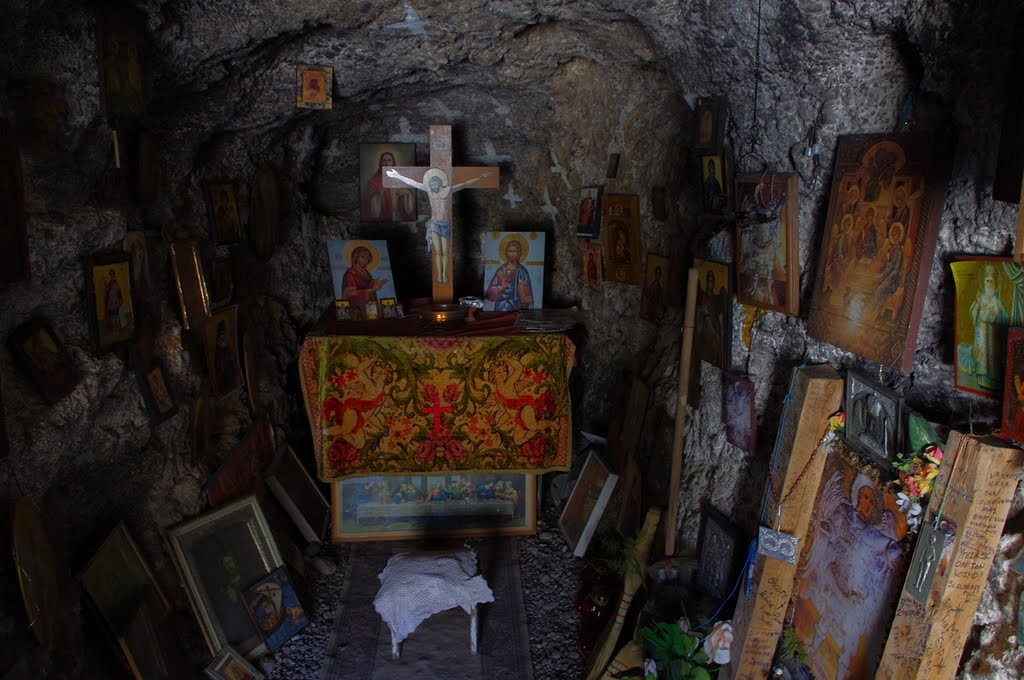 Monastery of the Cave
