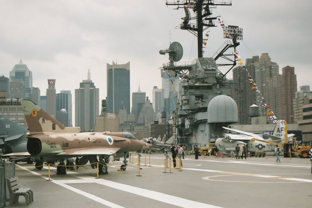 The Intrepid Is A Part Of New York City - KMF