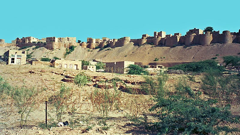 Jaisalmer: Town and Fortress in the desert