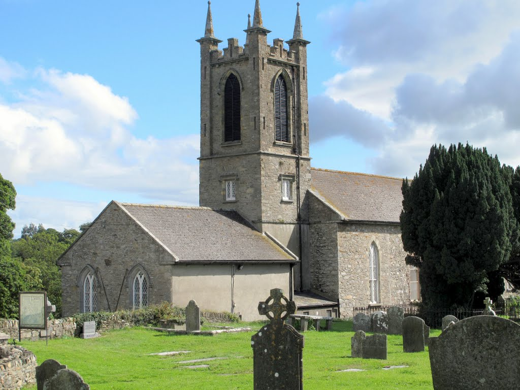 St. Edan's Cathedral, (Anglican), Ferns, Co. Wexford