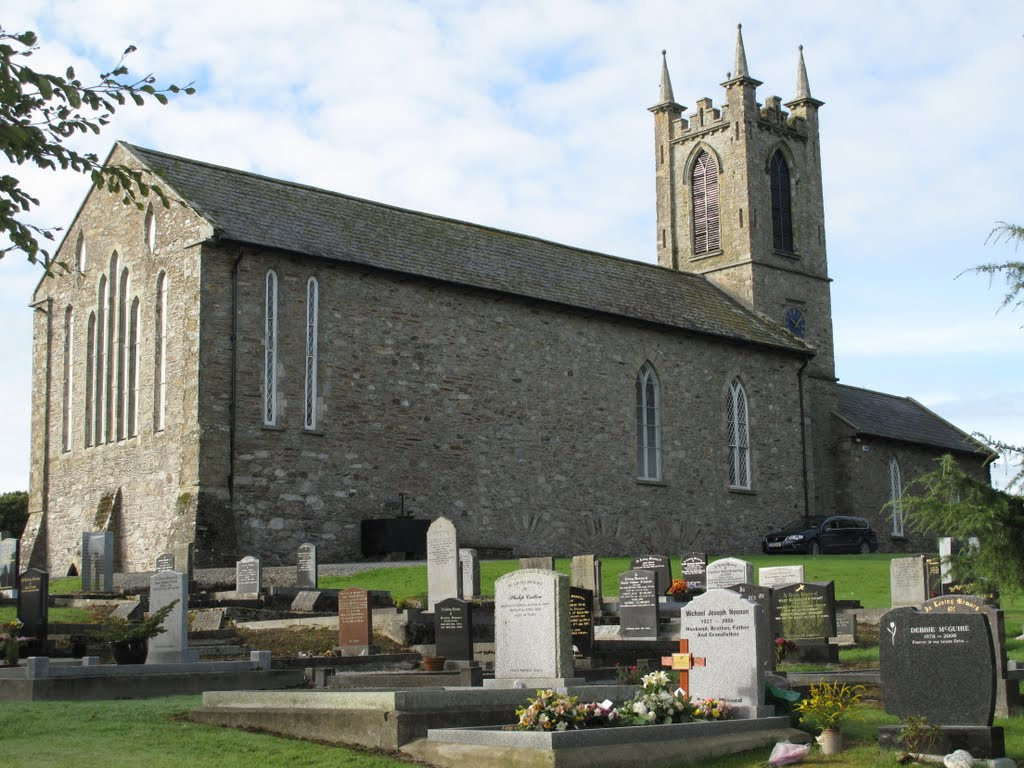 St. Edan's Cathedral, (Anglican), Ferns, Wexford, Ireland