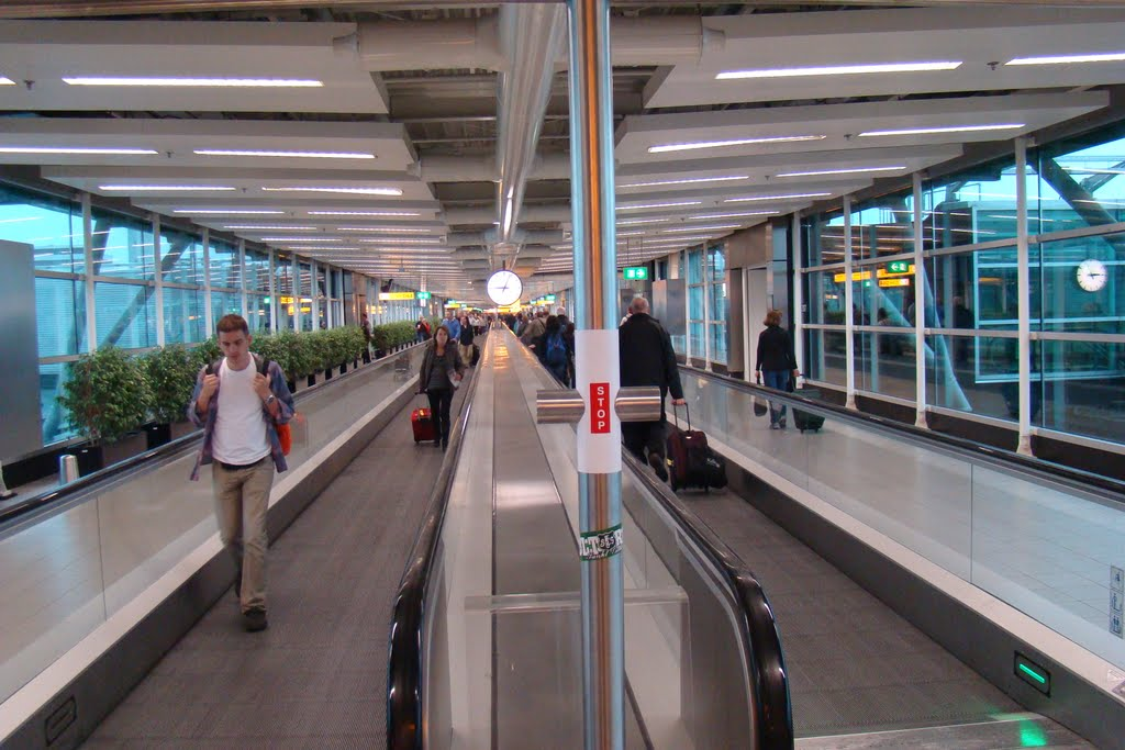 Amsterdam Schipol Airport October 2011