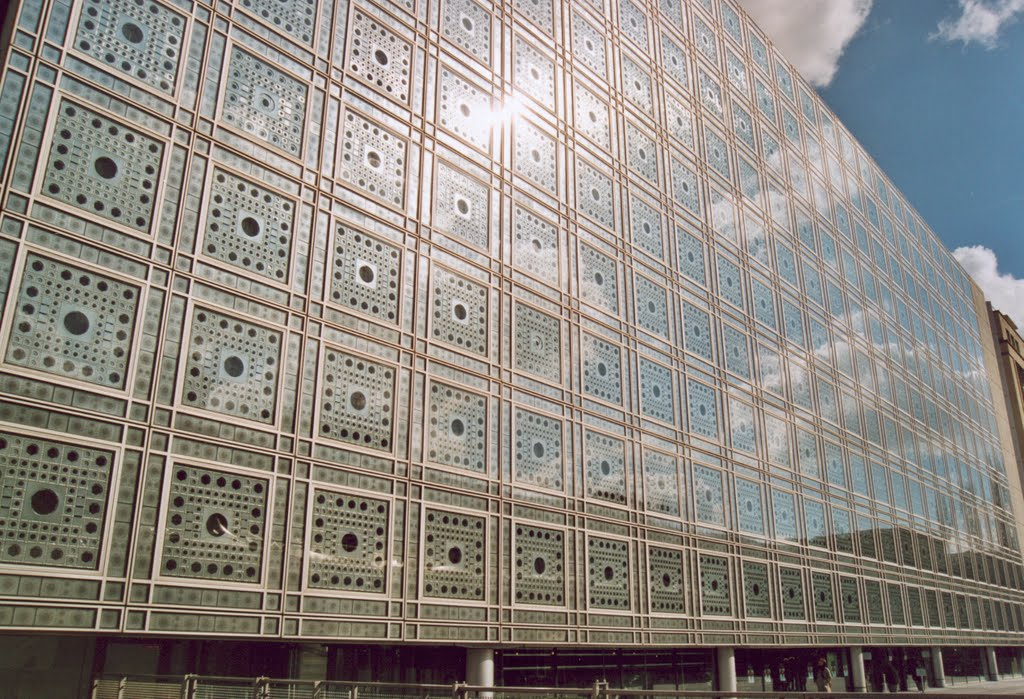 Paris, Institut du Monde Arabe