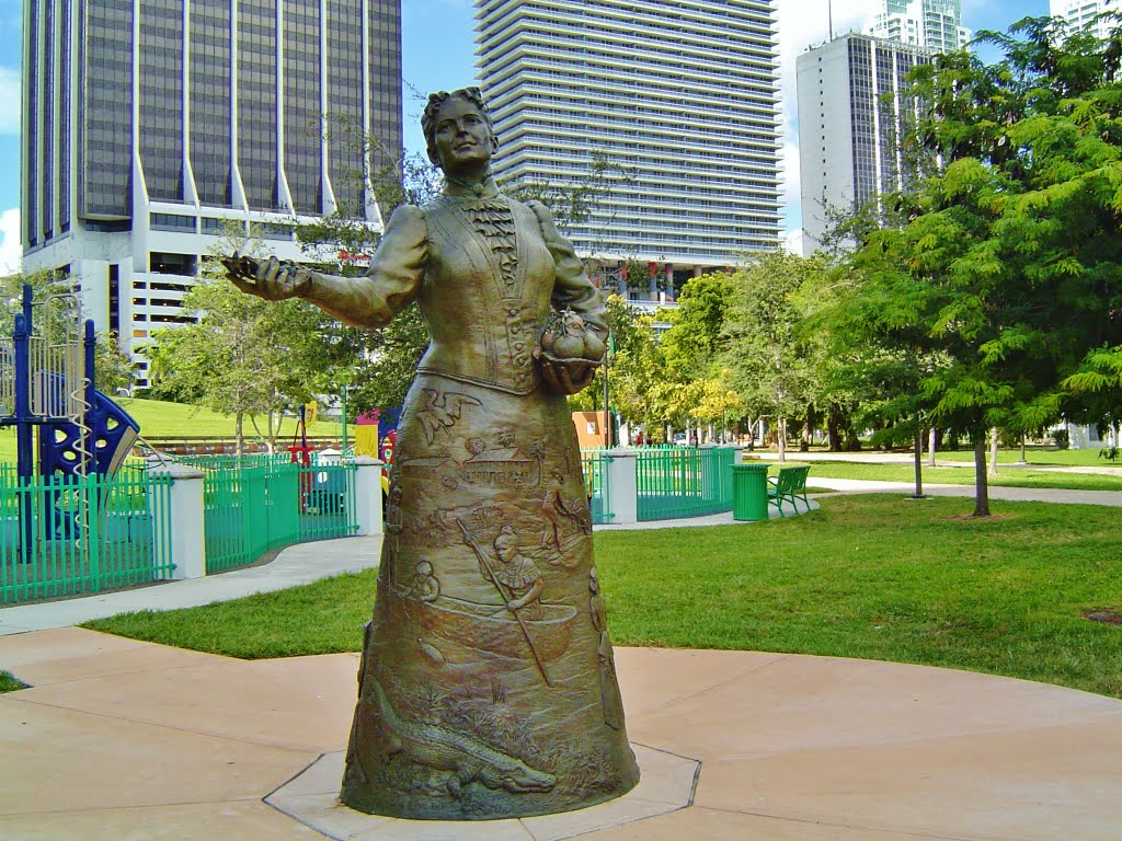 Image result for julia tuttle statue miami