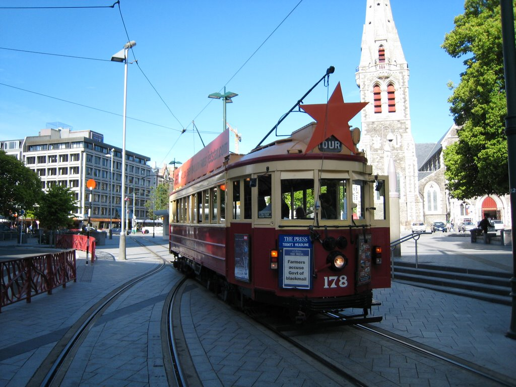 ChristchurchTram