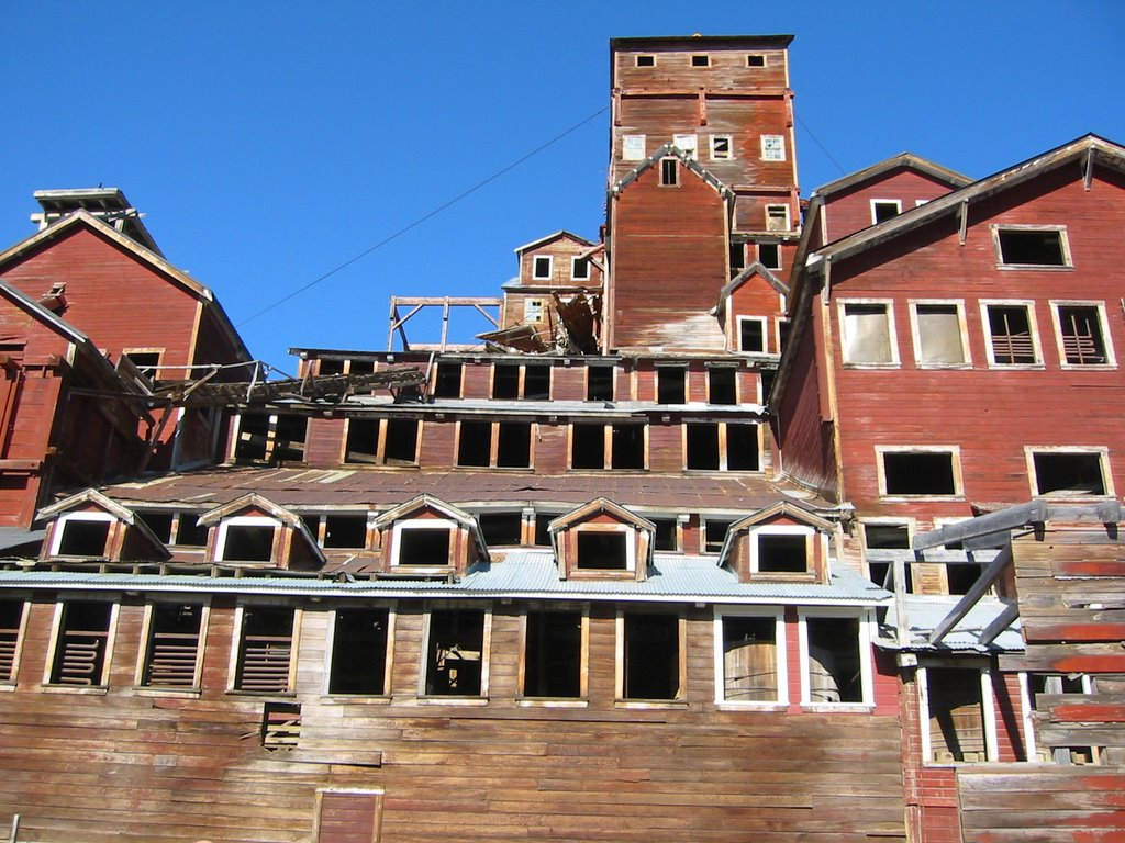 Mill building, Kennicott