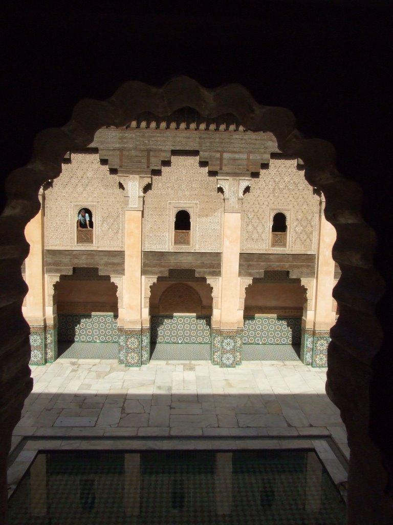Ben Youssef 3 Arches