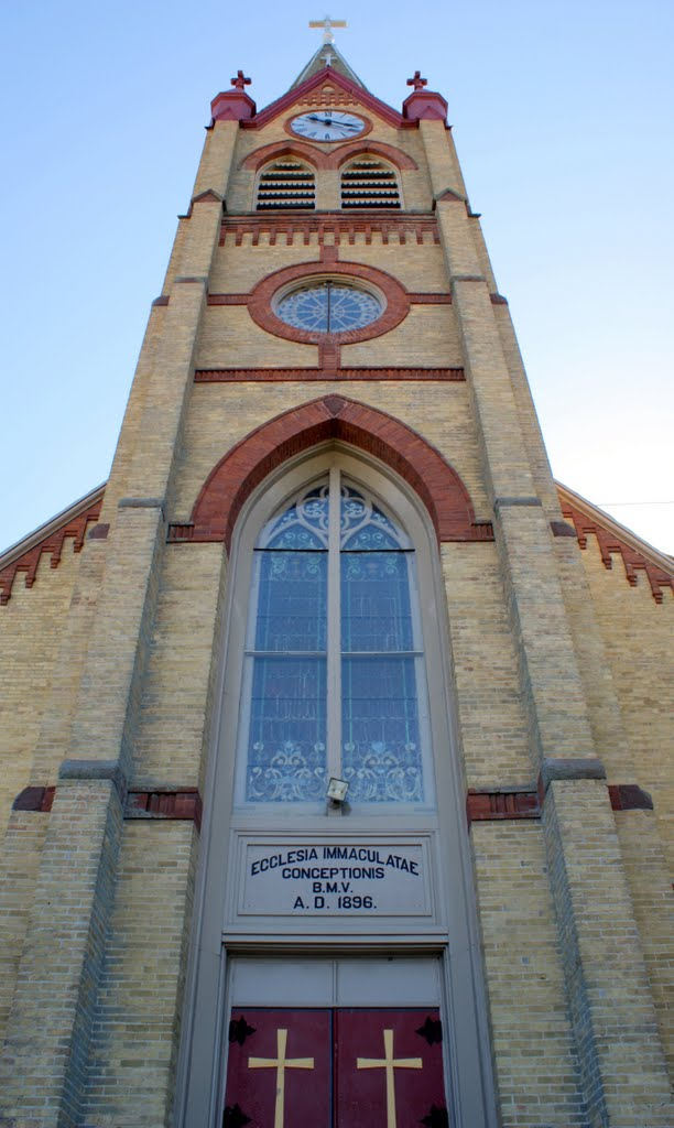 Saint Helena, NE: Immaculate Conception Church