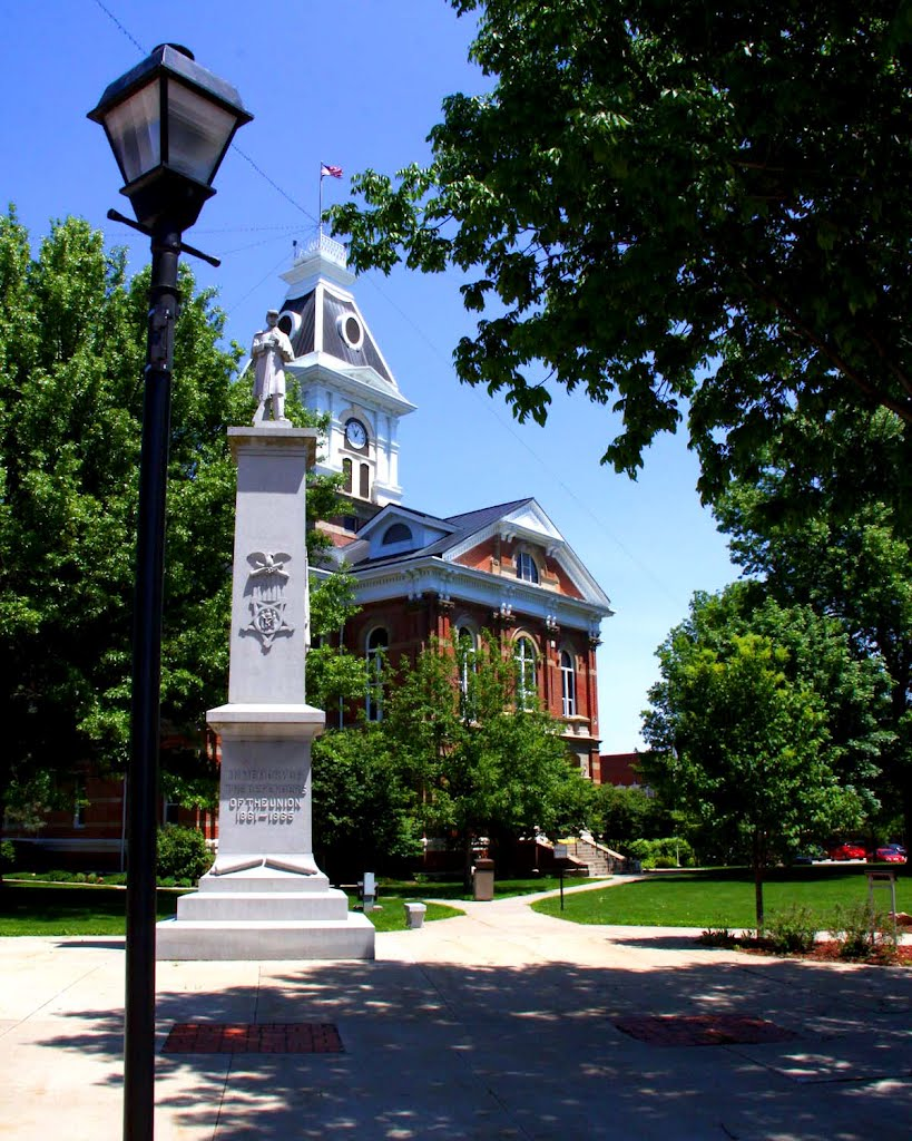 The Courthouse in Clarinda