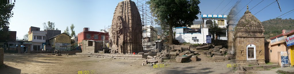 Mahabilkeshver Temple, Billawar, Kathua, J&K, India