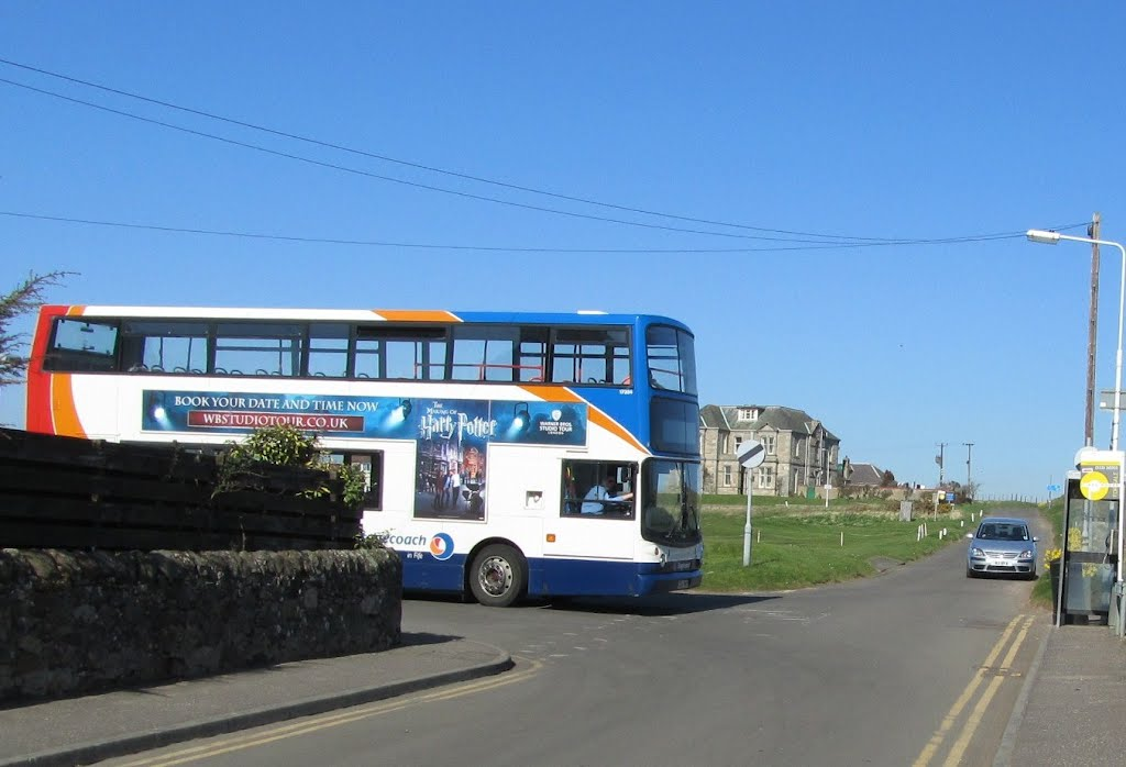 95 Bus To Leven