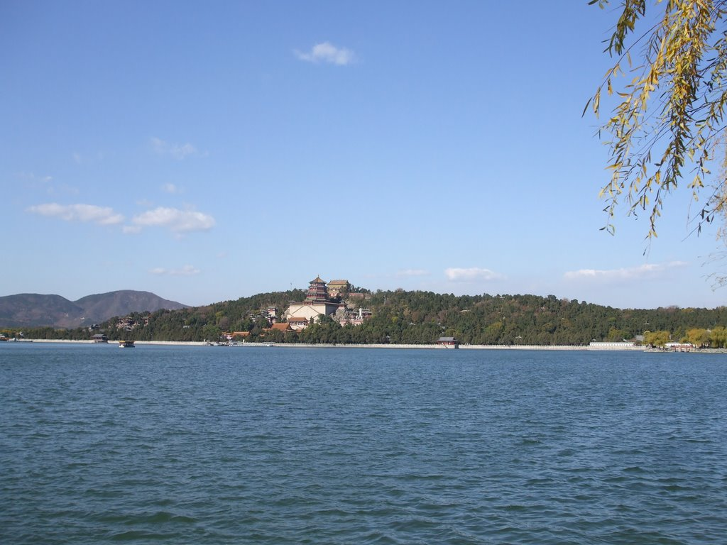 sp-be5 Beijing-Summer Palace 颐和园秋