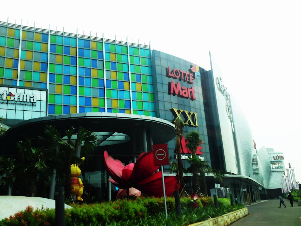 Gandaria City Mall, South Jakarta, Indonesia