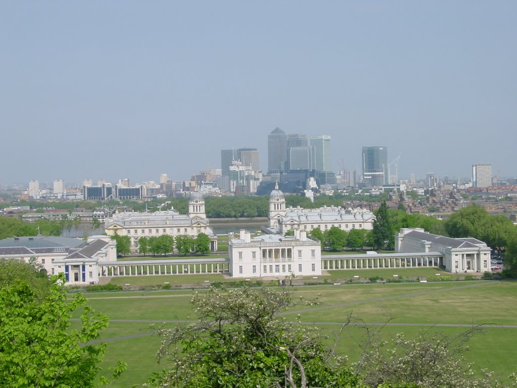View from the Observatory