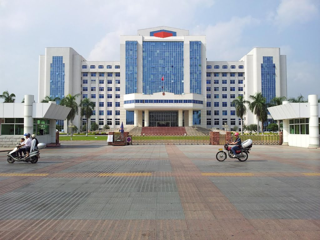 Kaiping People's Government building