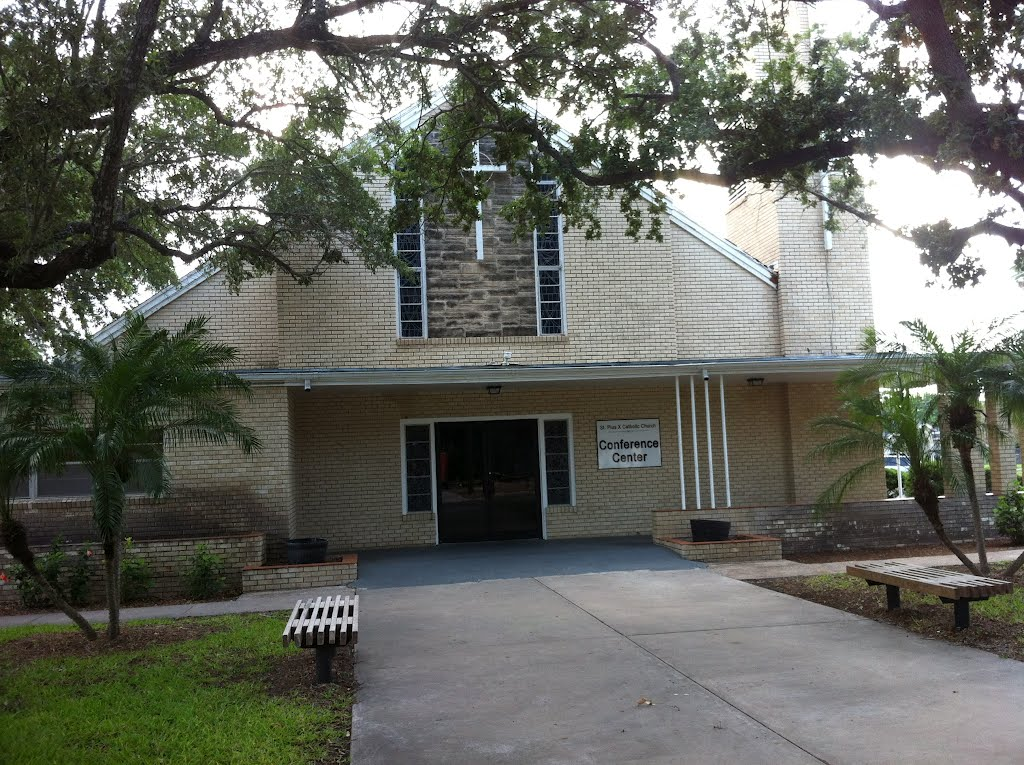 Old St. Pius X Catholic Church (Now Conference Center)
