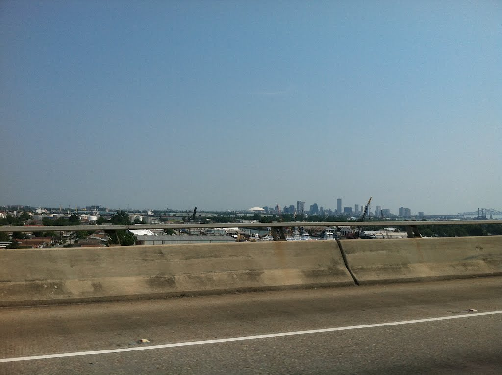 NOLA from a Distance