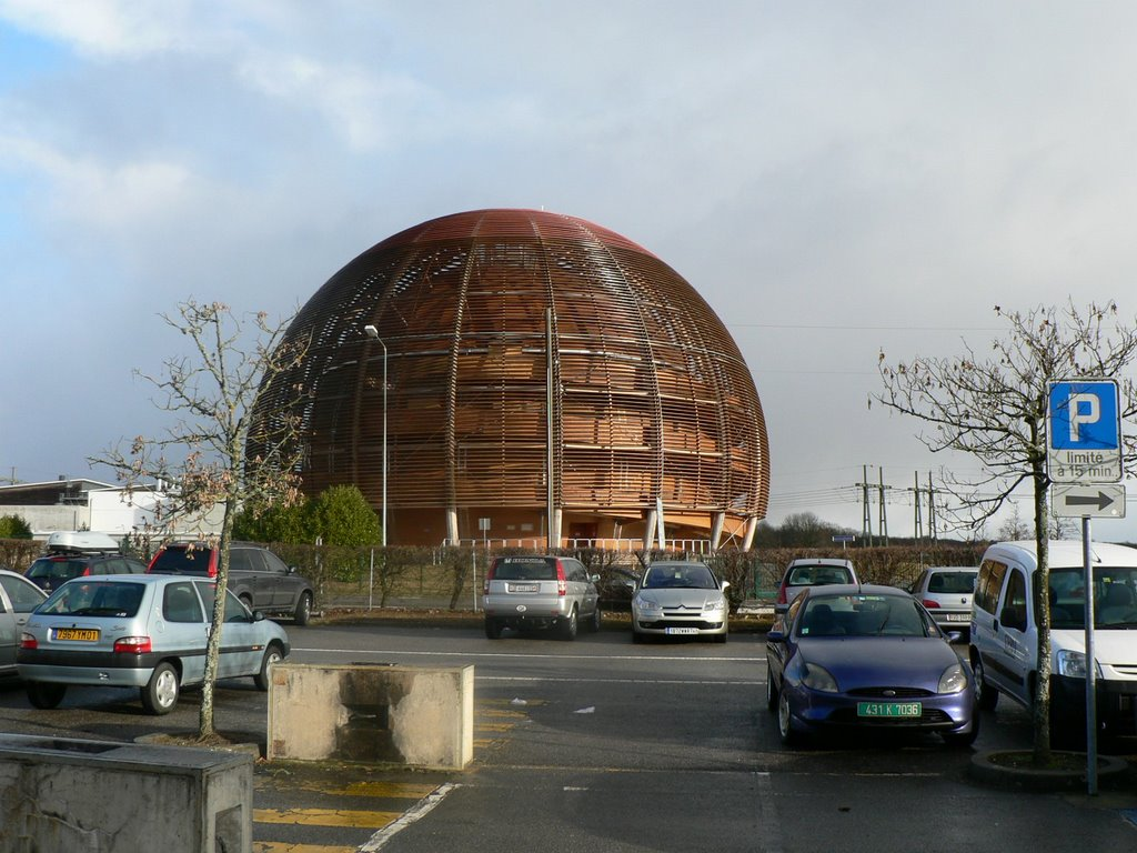 CERN Globe of Science and Innovation