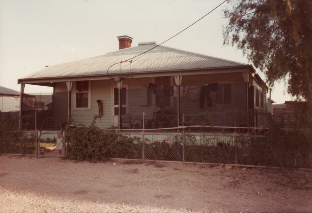 Our Old Cook House 1984
