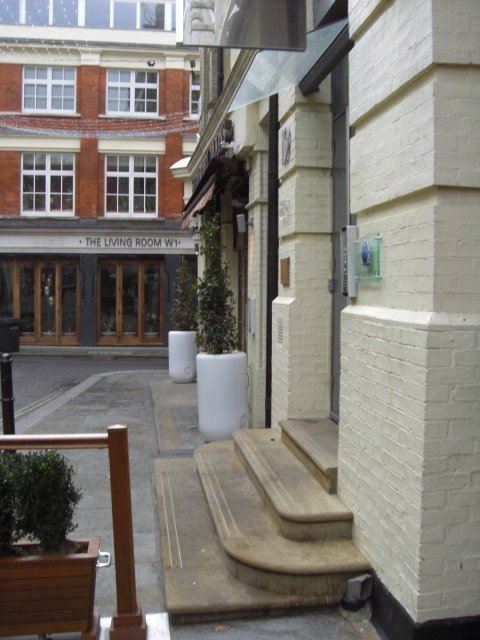 London Heddon Street | The Rise And Fall Of Ziggy Stardust And The Spiders  From Mars