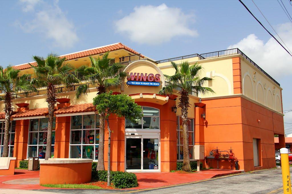 WINGS, Lauderdale-by-the-Sea, Florida