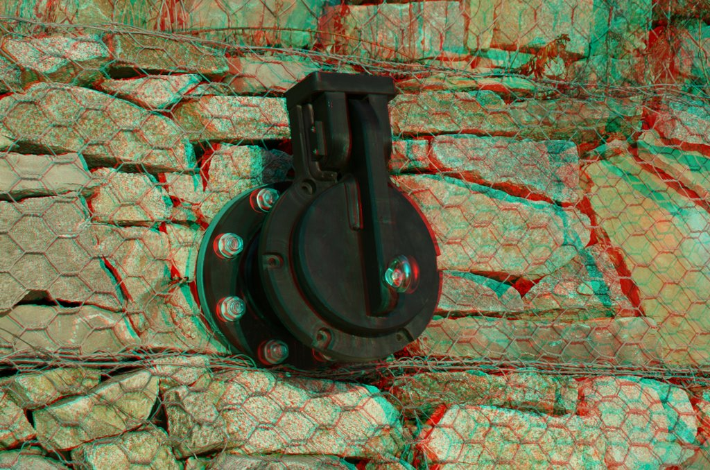 Something :o) - 3D anaglyph