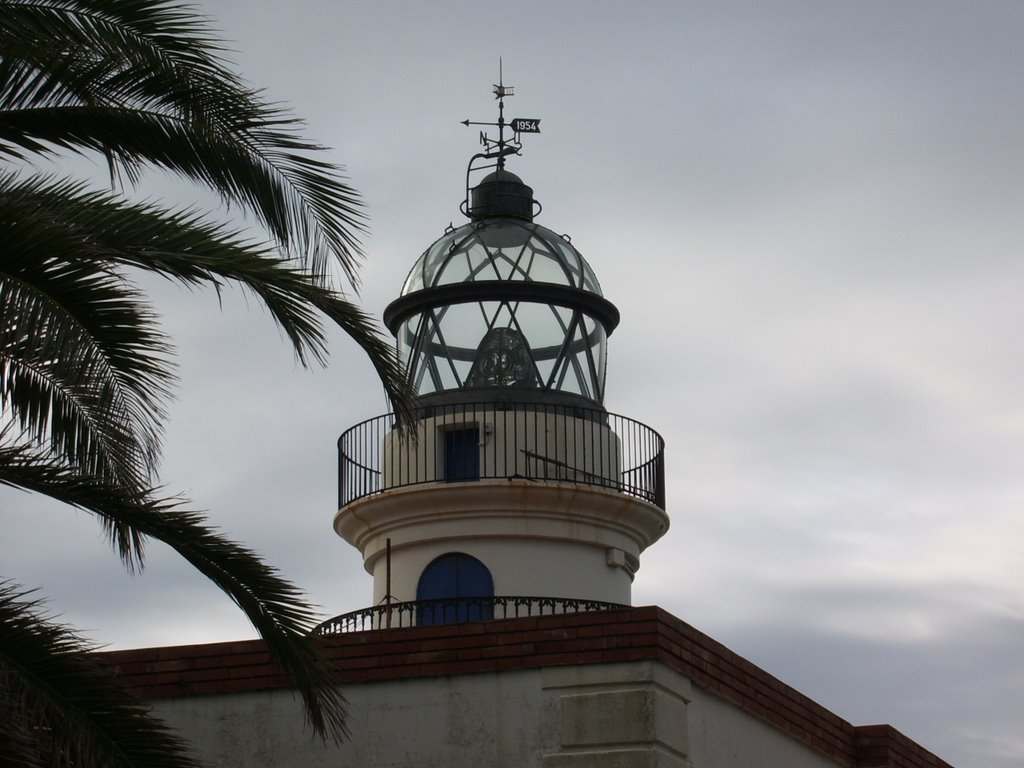 Lighthouse of Calella