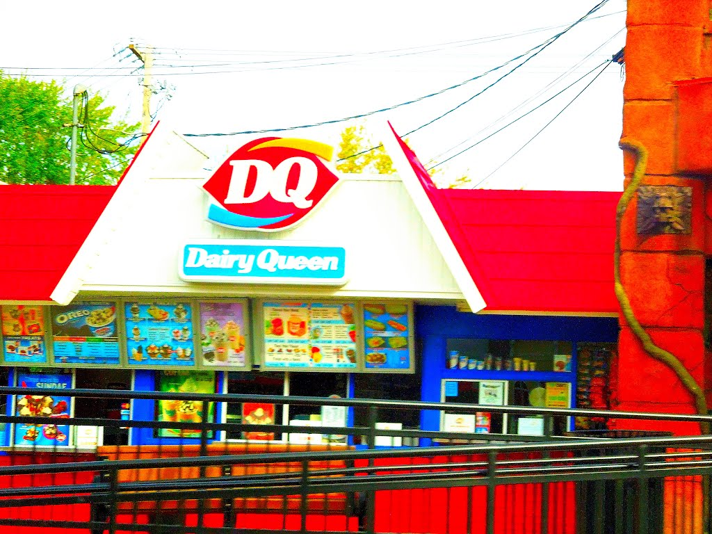 DQ Grill & Chill®