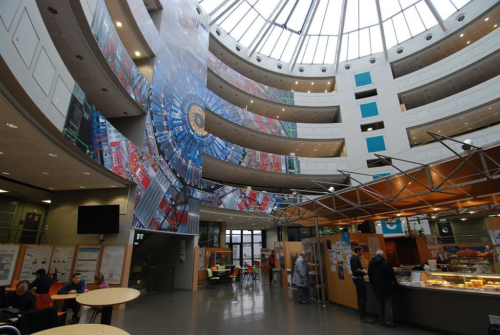CERN - ATLAS and CMS Offices