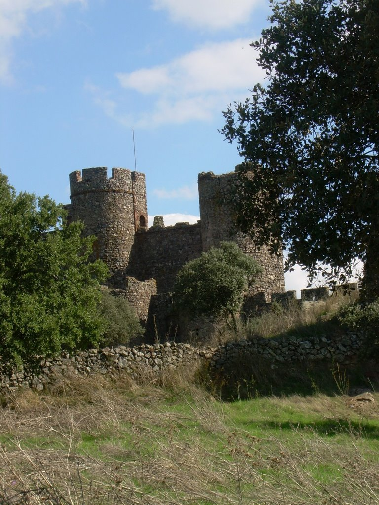 Castillo de Salvatierra