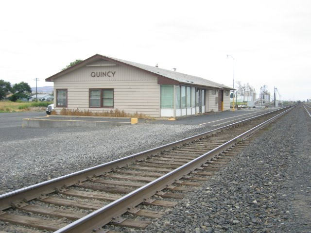 Station in Quincy,WA