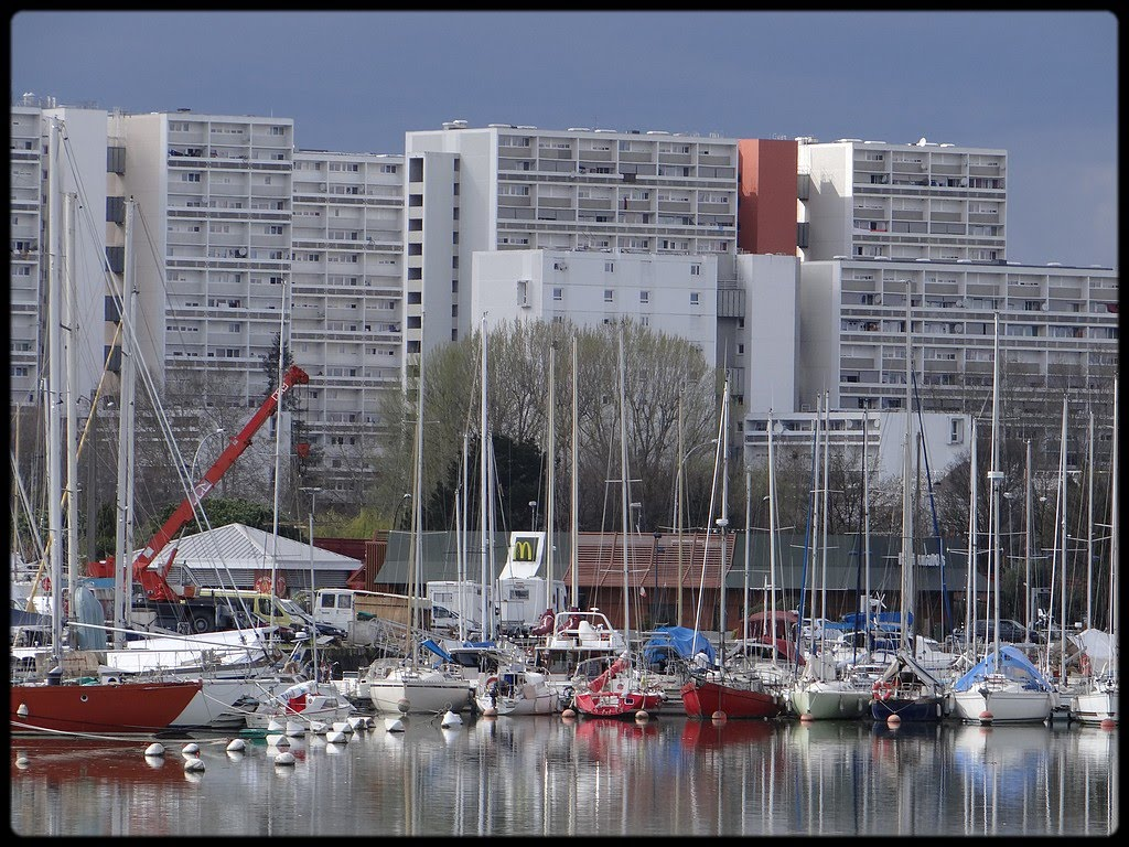 Grand Port Maritime De Bordeaux Mapio Net