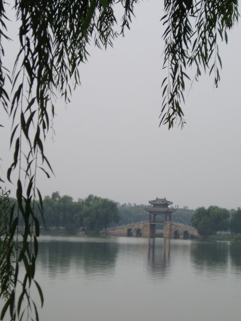 Romantic lake - Summer Palace