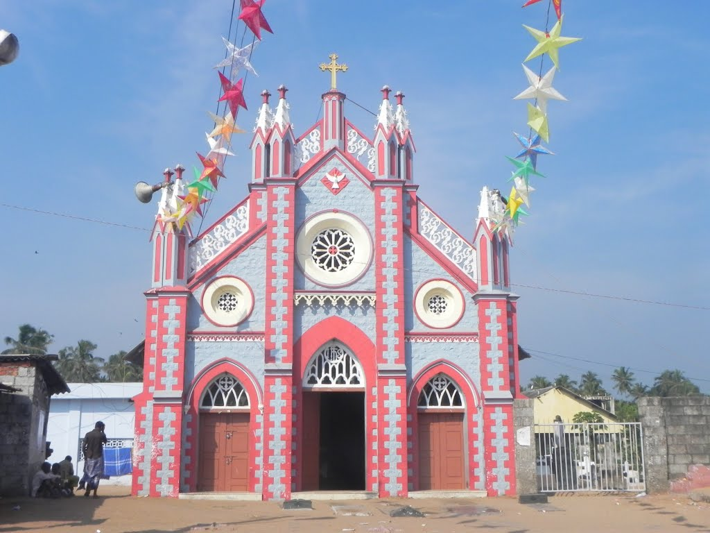 VIZHINJAM OLD PORTUGUESE CHURCH