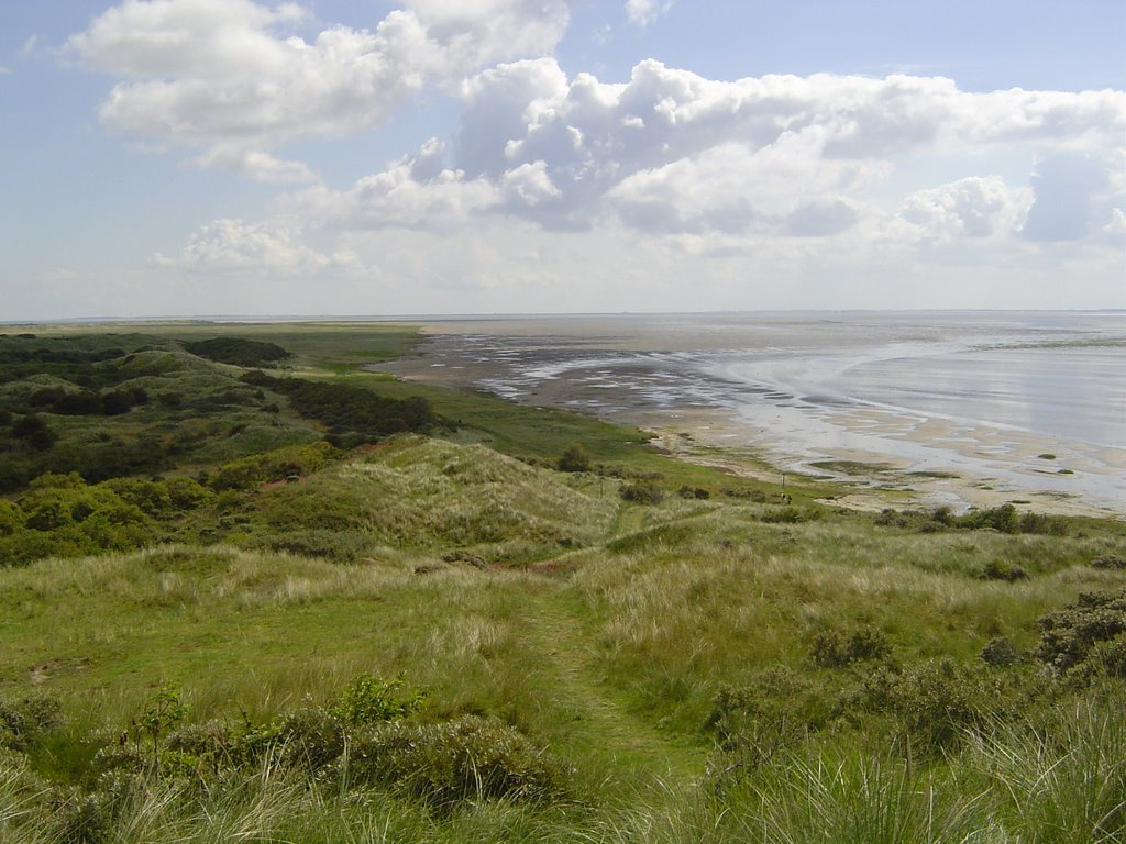 Lookout Point Eastern Tip of Ameland
