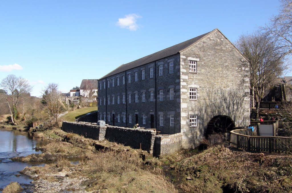 The Mill in Early April