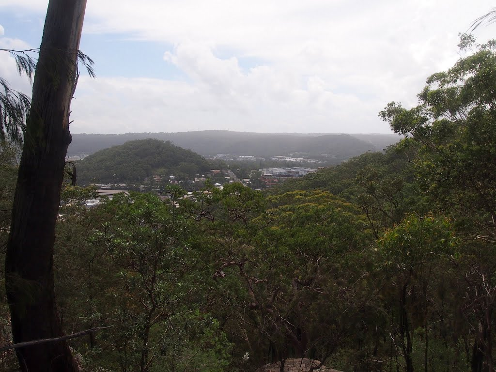 Rumbalara lookout
