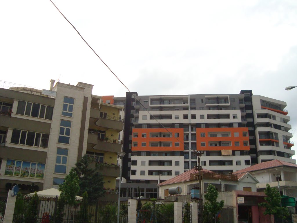 New buildings, May 2013