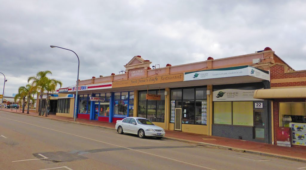 Heritage Building - c. 1904, Narrogin, WA