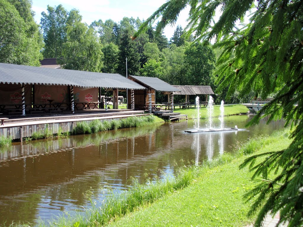 Oxforell Holiday Centre (2)