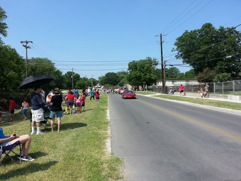 Leon Valley 2013 4th of July Parade