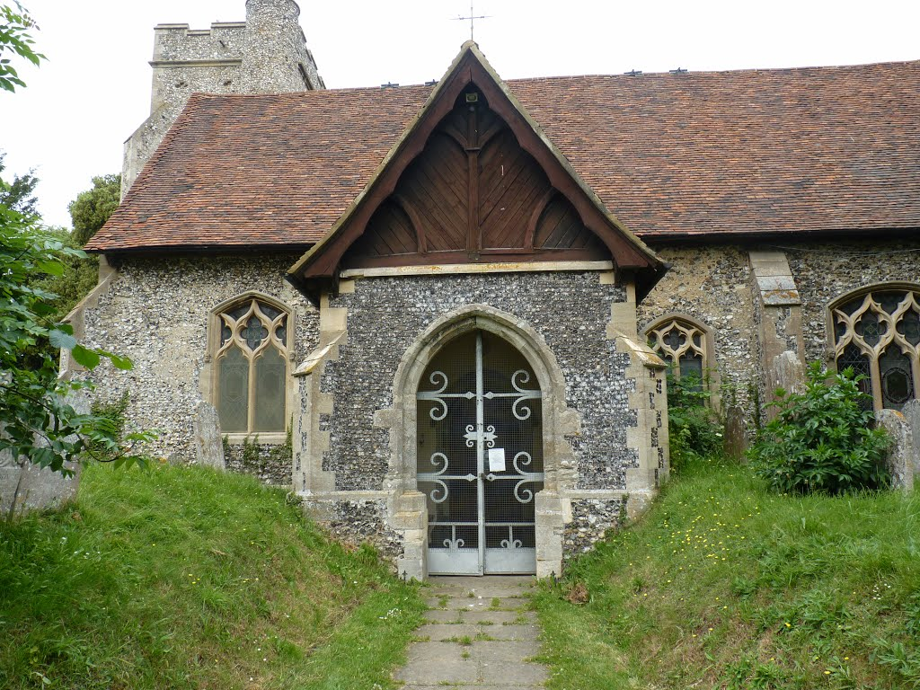 Church of St John the Baptist - Sutton at Hone